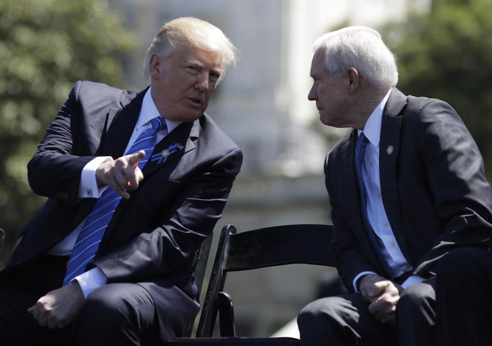 jeff sessions,attorney general,donald trump