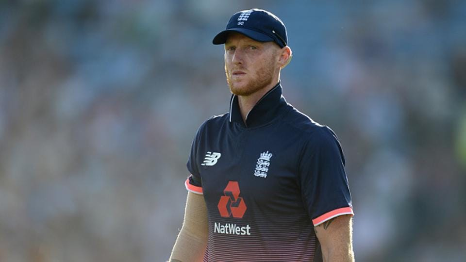 Ben Stokes bowled just two overs in England's 72-run win over South Africa in the first ODI of the three-match series at Headingley.