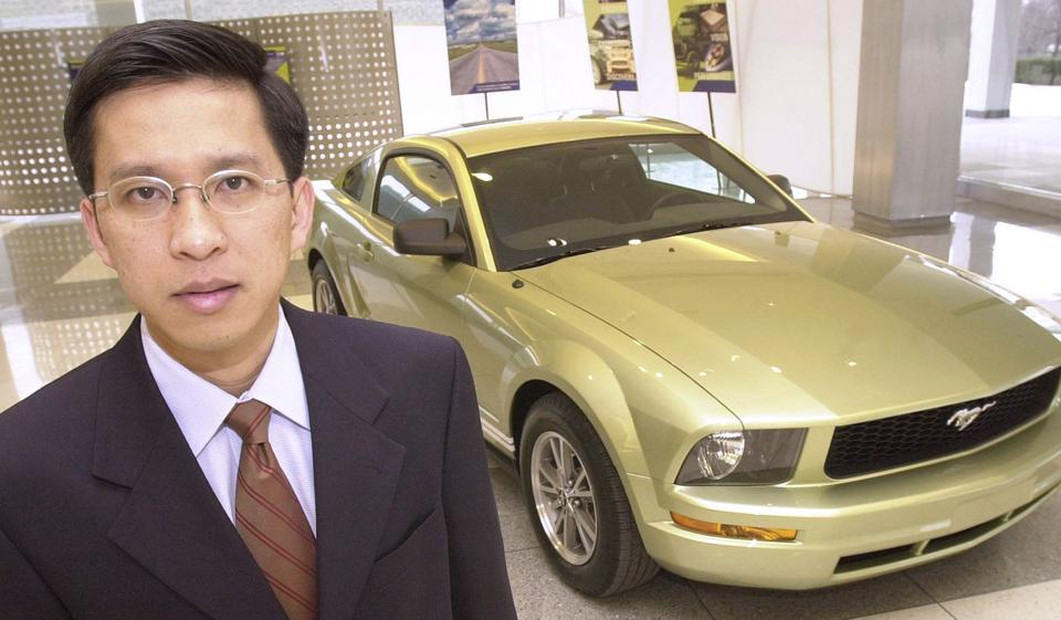 Ford's global purchasing VP Hau Thai-Tang will most likely take over product development from Raj Nair.