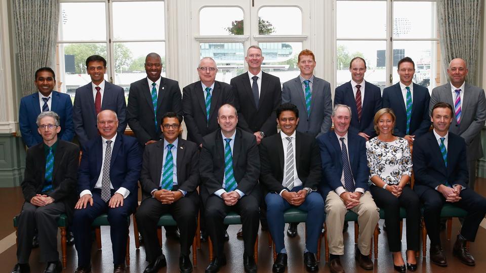 Anil Kumble,ICC,ICC Cricket committee
