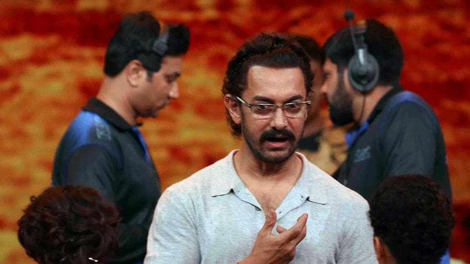 Aamir Khan thinks we should be proud of both the films.