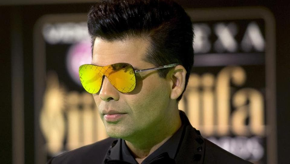 Town showers wishes as Karan Johar turns 45 today!