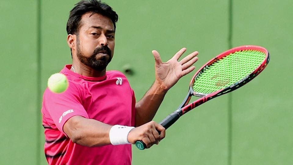 Leander Paes-Scott Lipsky will face Jean- Julien Rojer of The Netherlands and Romania's Horia Tecau
