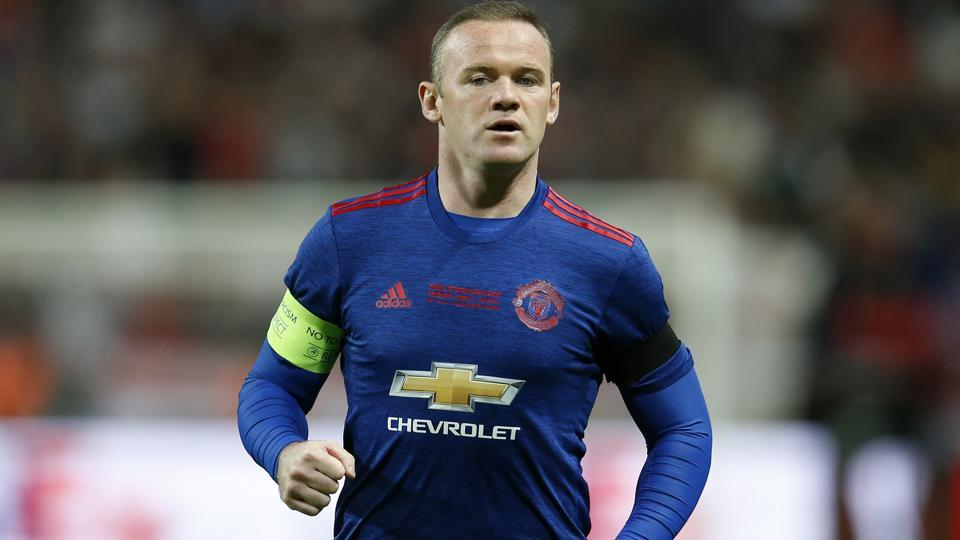 Wayne Rooney has not played for the England national team since March this year.
