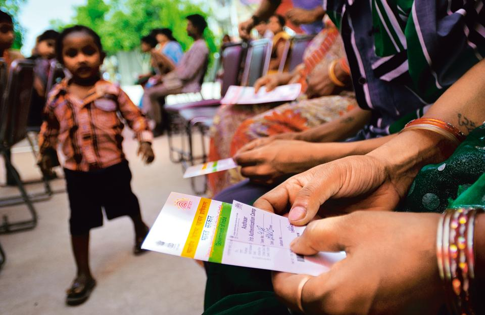 The court's observation  comes two days after it upheld a law mandating Aadhaar for filing tax returns but said it wasn't compulsory if a citizen didn't have an Aadhaar number.