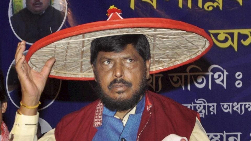 Republican Party of India chief and Union Minister of state for social justice and empowerment Ramdas Athawale appreciates the sacrifices done by Maoists for the interests of Dalit and Adivasi.