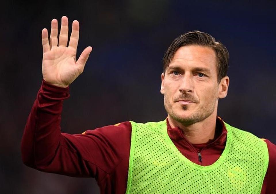 Francesco Totti,ASRoma,Francesco Totti Football