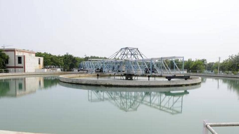 The Haryana Urban Development Authority (Huda)  has been to install CCTV cameras at water boosting stations and at Basai water plant (above) to prevent any diversion of drinking water.