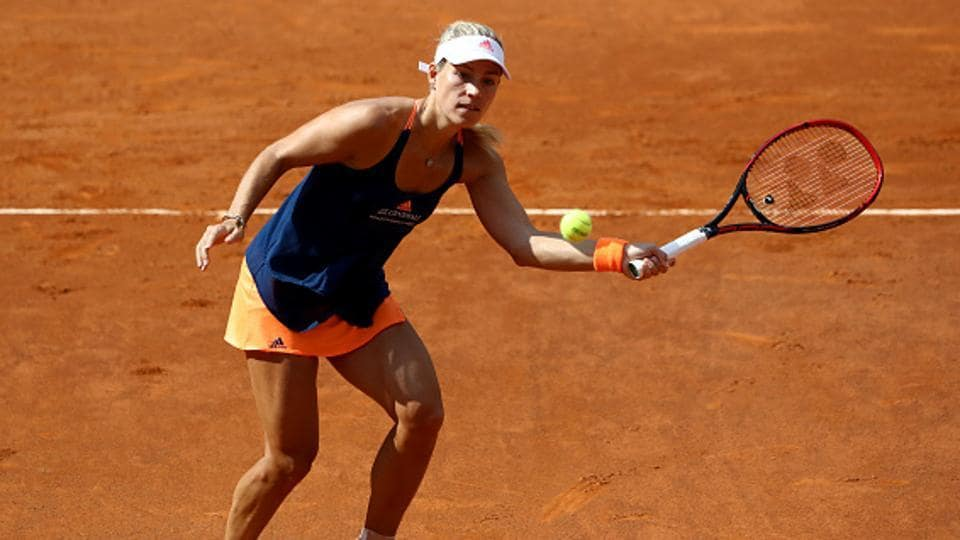 World No. 1 Angelique Kerber, the 2016 Australian Open and US Open champion, will look to win her first ever French Open title.  (Getty Images)