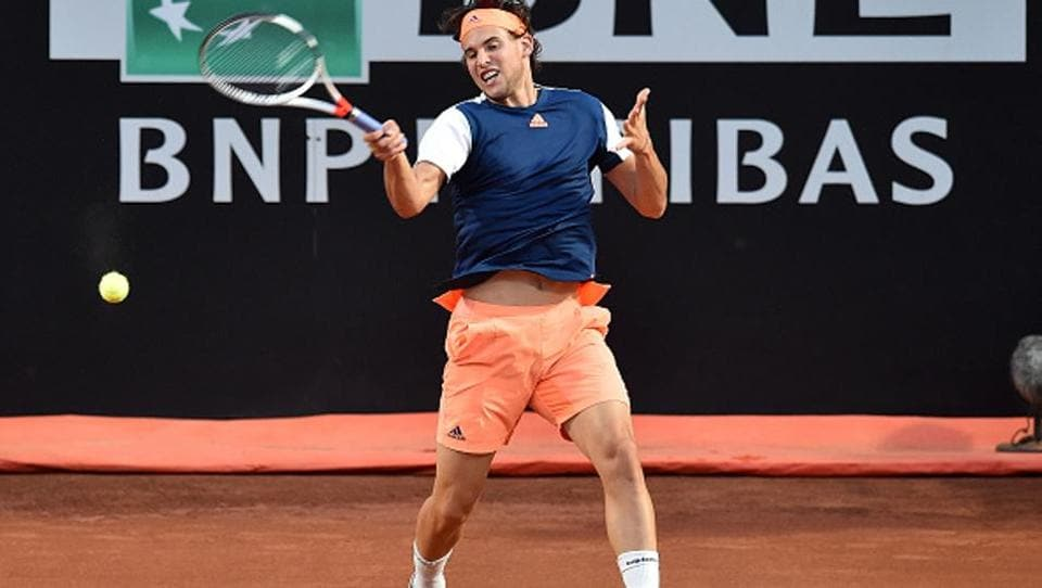 Dominic Thiem, who is yet to win a Grand Slam tournament, has won six of his eight ATP titles on clay.  (Getty Images)