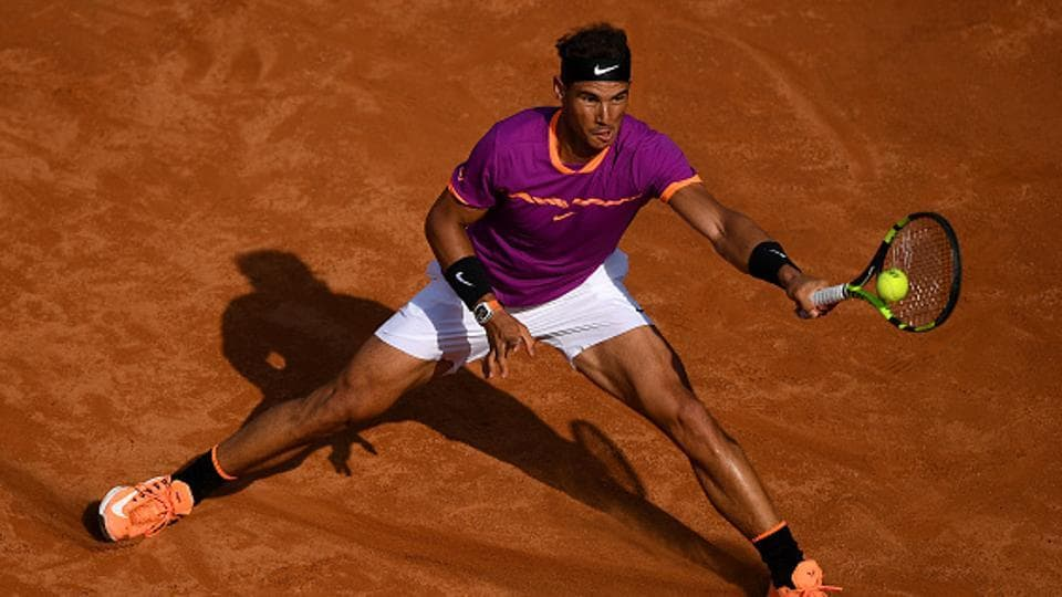 Rafael Nadal, also known as the 'King of Clay', has won the French Open title for a record nine times.  (Getty Images)