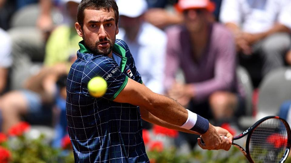 Marin Cilic's biggest achievement till date is the 2014 US Open crown.  (Getty Images)