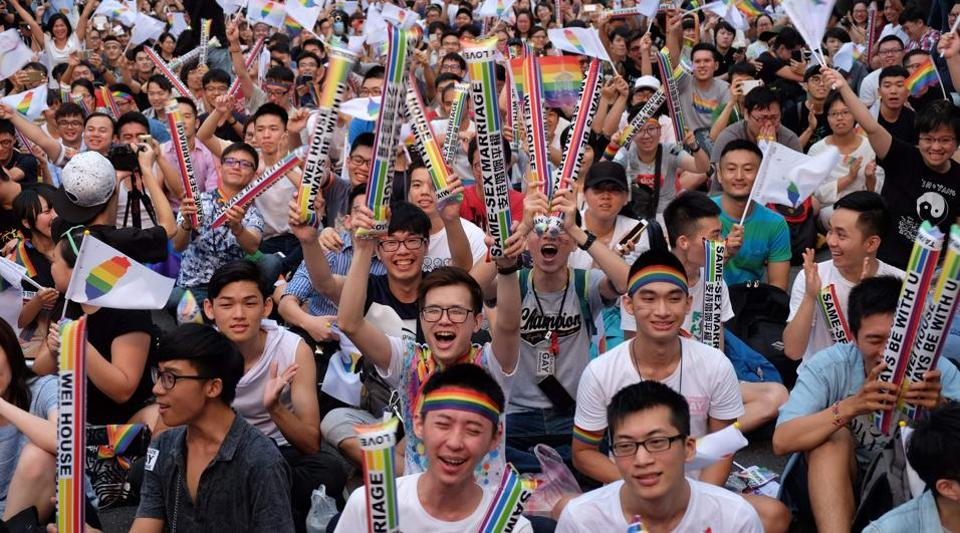 Taiwan,same sex marriage,gay rights in Asia