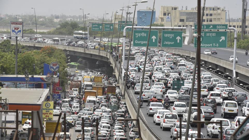 Commuters can avoid the jam at Mahipalpur on way to or from Delhi airport after the construction of the  underpass is over.