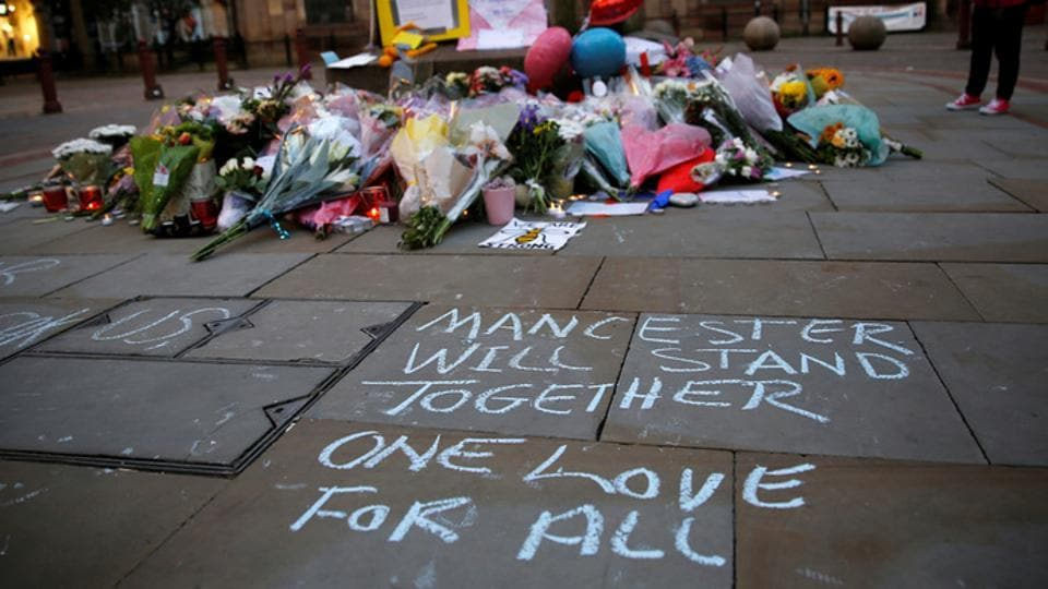 Manchester attack,US intelligence,British Home Secretary