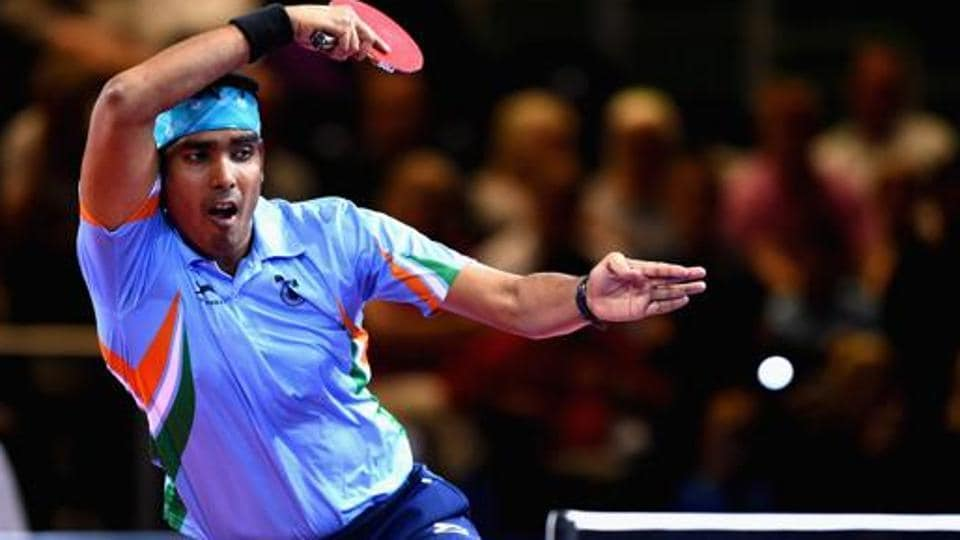 Achanta Sharath Kamal will lead the Indian contingent at the upcoming World Table Tennis Championships.