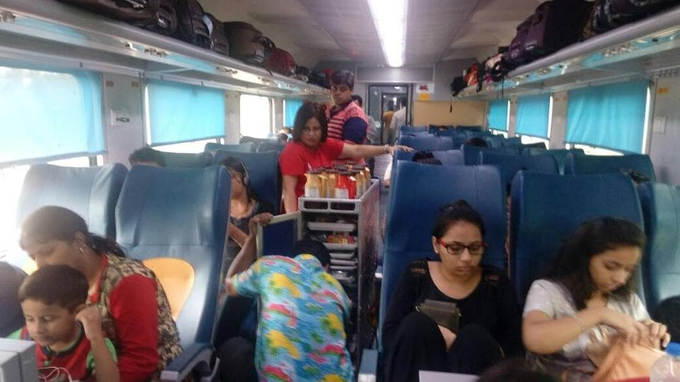 Mumbai city news,Tejas Express,infotainment