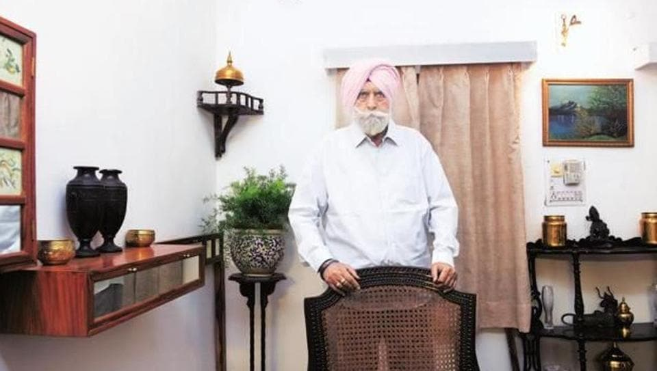 KPSGill, credited with breaking the backbone of Khalistani terrorism in Punjab,  was suffering from kidney failure and a heart disease.