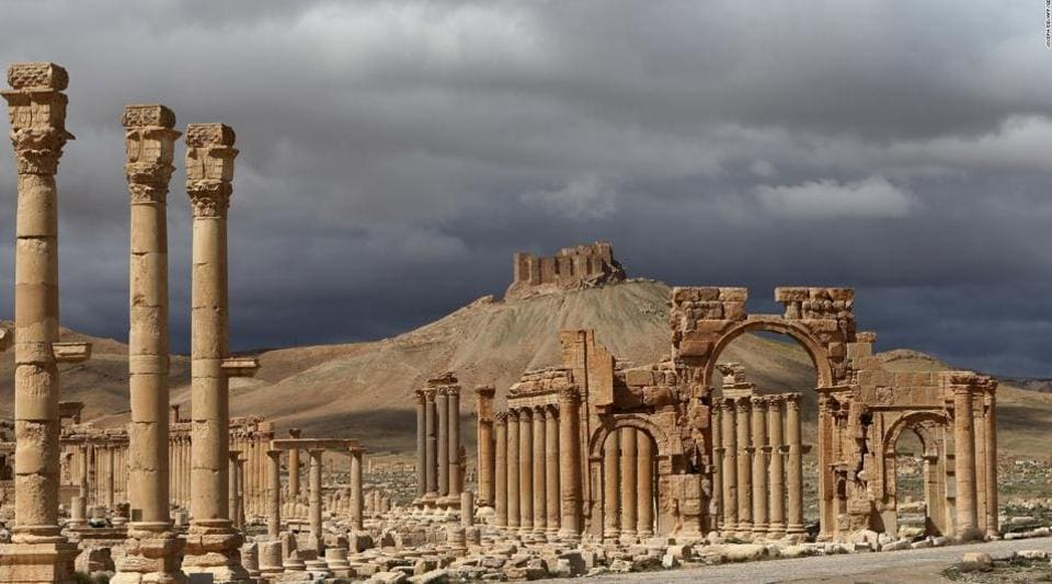 The Syrian army is in full control of the highway from Damascus to ancient Palmyra for the first time since 2014 after driving out jihadists.