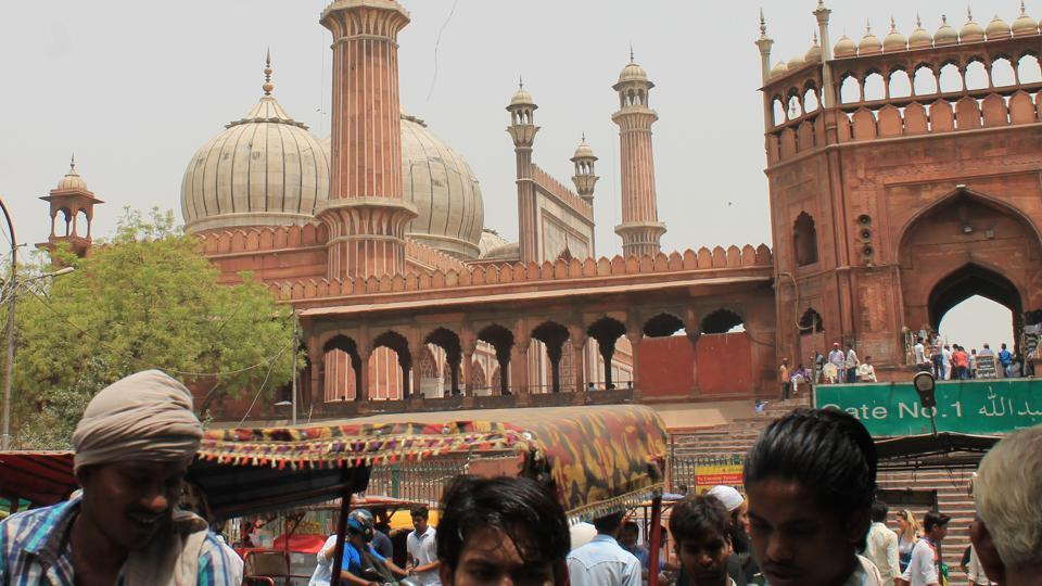 The magnificent Jama Masjid is now that much closer to every Delhiite, thanks to the new heritage line of Delhi Metro.
