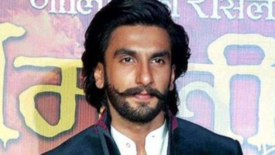 While shooting the climax of the film, Ranveer Singh injured himself on the head.