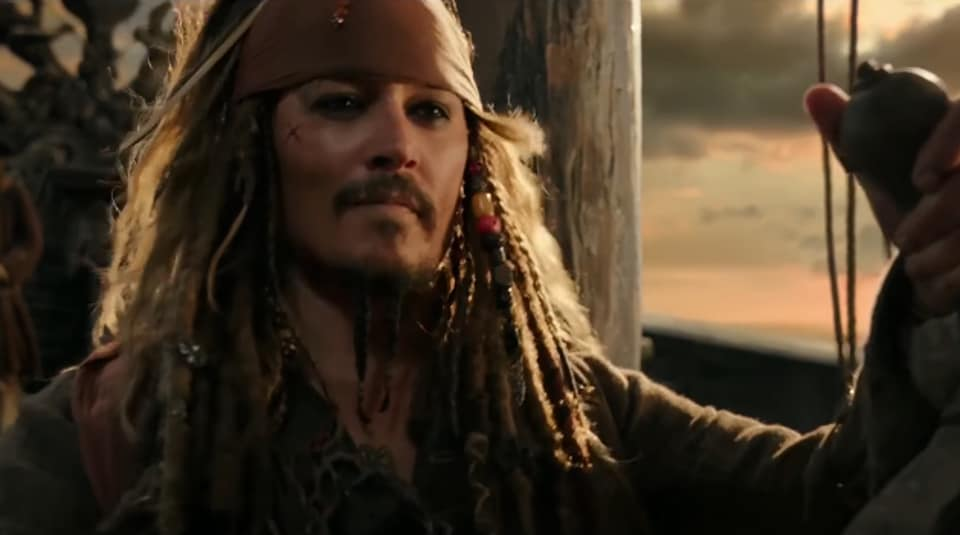 Pirates of the Caribbean: Salazar's Revenge was released in 91 countries on May 26.