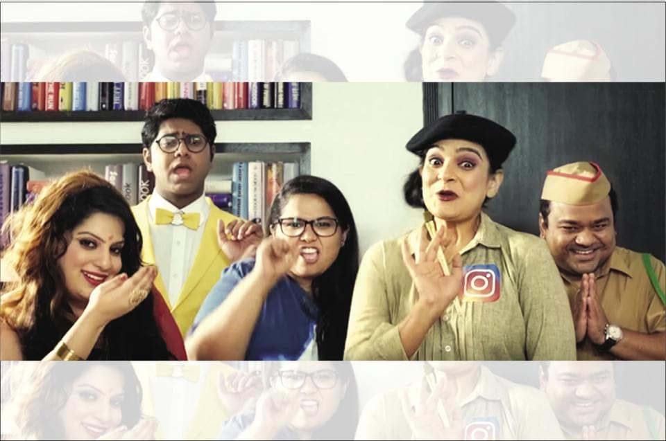 All india bakchod,Mallika Dua,Kaneez Surka