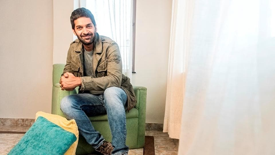 Purab tries his best to not get affected by the response to his films.