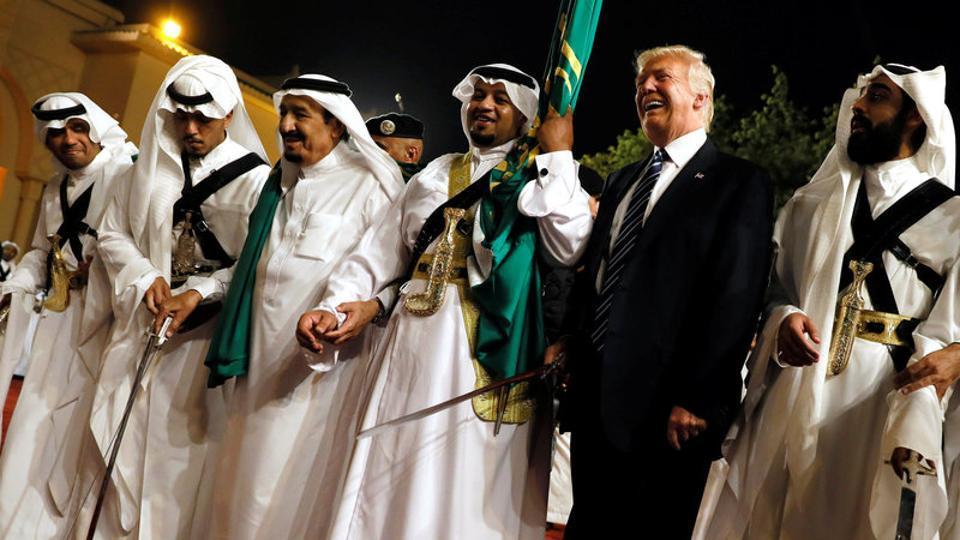Donald Trump,Saudi Arabia,Trump Saudi visit