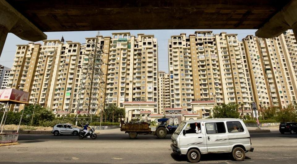 The builders owe Rs9,993.10 crore in land dues to the Noida authority.