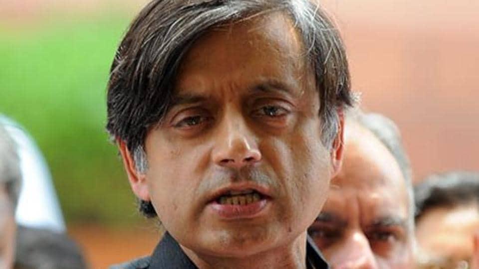 Shashi Tharoor,Arnab Goswami,Sunanda Pushkar