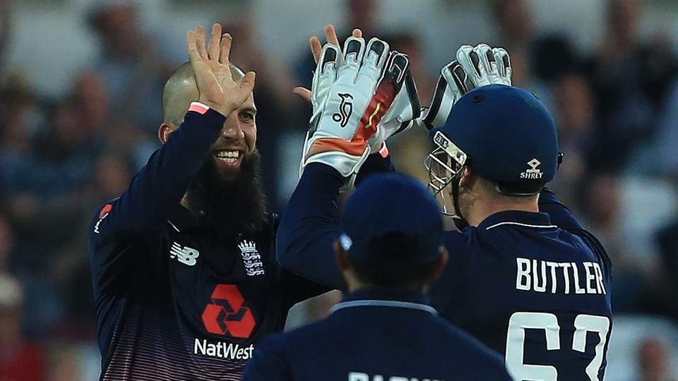 England cricket team,South Africa national cricket team,Moeen Ali