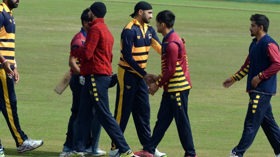 Harbhajan Singh has led the Punjab team in the domestic competition over the past few seasons.