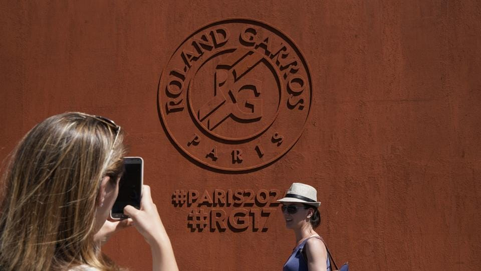 The French Open, officially knock as Roland Garros,starts on Sunday.
