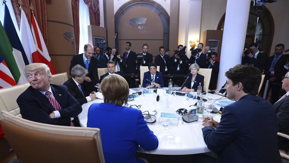 G7,Internet companies,Extremist content