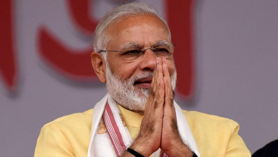 Modi inaugurates India's longest river bridge in Assam