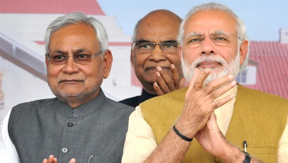 Bihar CM Nitish Kumar will attend a lunch meeting called by Prime Minister Narendra Modi in Delhi on May 27.