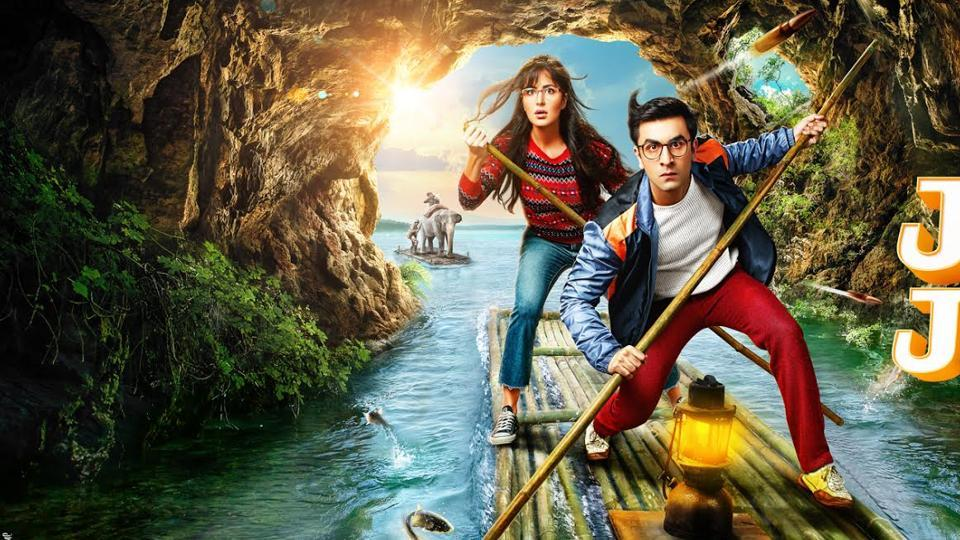 Image result for katrina kaif jagga jasoos pic