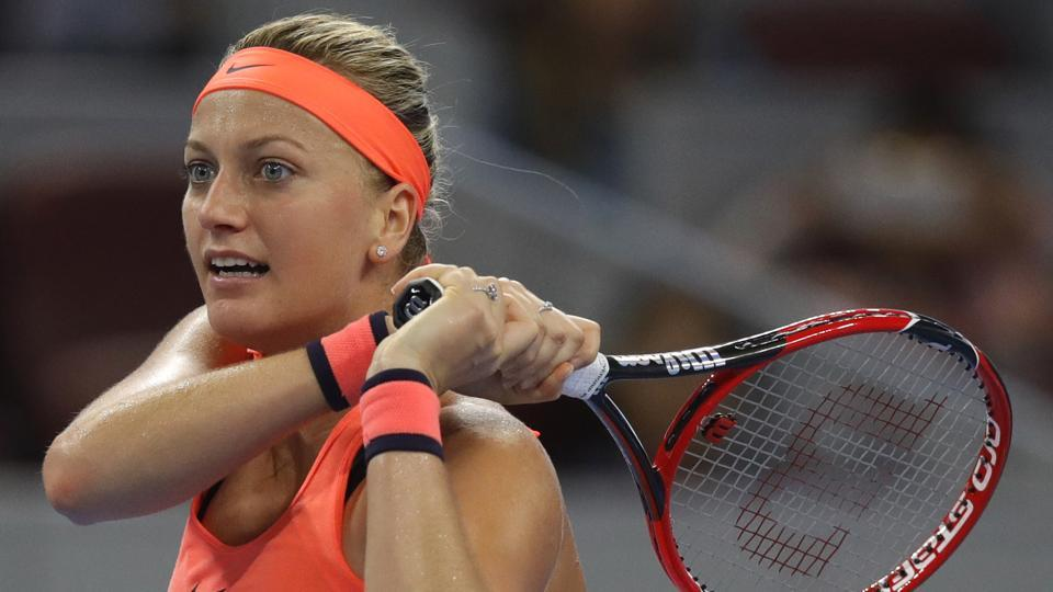 Petra Kvitova will start her French Open campaign against Julia Boserup.