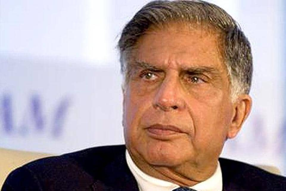 A Mumbai man posts a Facebook post about this 50-sec encounter with Ratan Tata