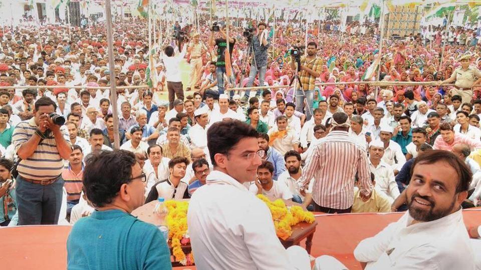 Rajasthan News,NDA,Sachin Pilot
