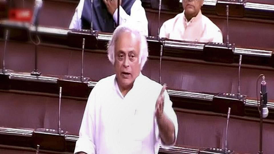 Congress leader Jairam Ramesh had stopped Lavasa project citing environmental violations.