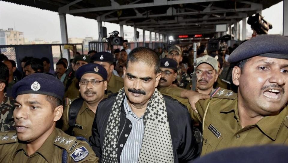 The CBI special court had on May 22 issued the production warrant against Shahabuddin on the plea of the CBI to produce him through video-conferencing for trial.