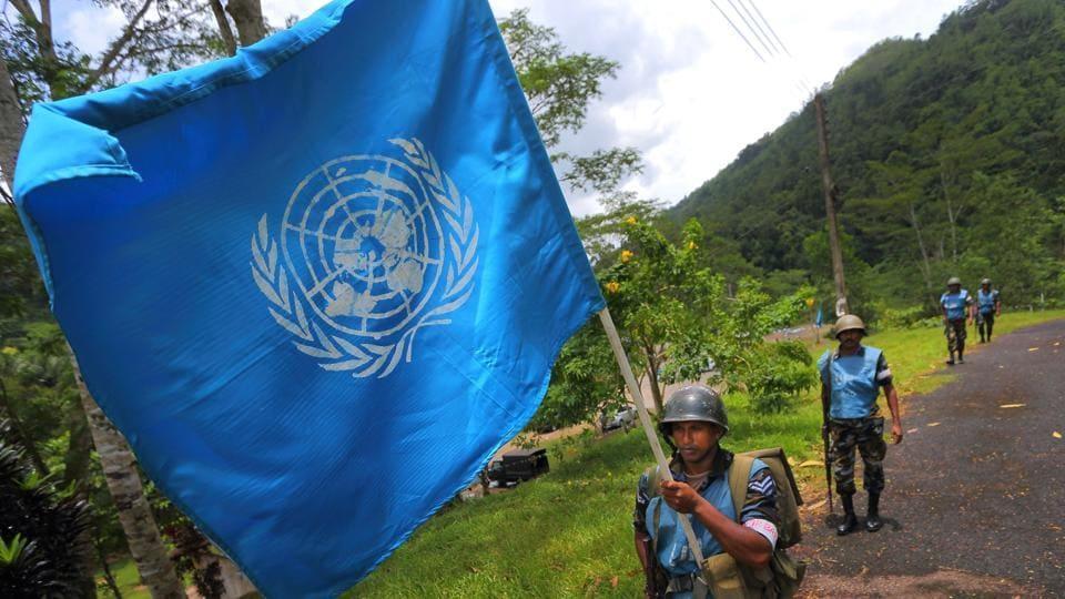 Sri Lanka,United Nations,Peacekeepers