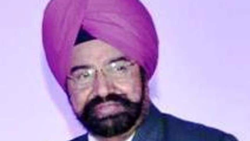 Dr BS Bal, principal of Government Medical College, Amritsar.