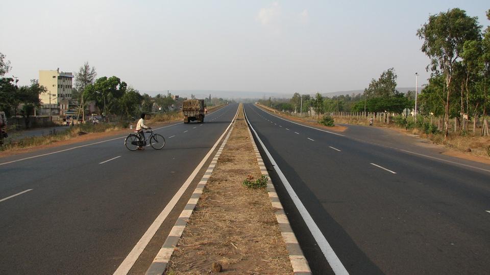 Maharashtra,Maharashtra Highway,Farm Land