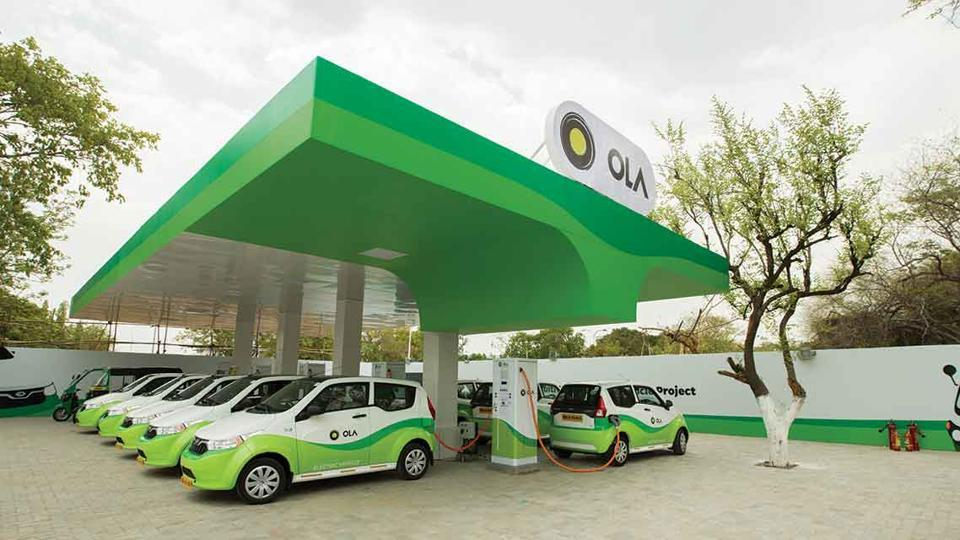 Taxi aggregator Ola has already invested upwards of Rs 50 crore towards EVs and charging infrastructure, starting with 50 plus charging points across four strategic locations in Nagpur.
