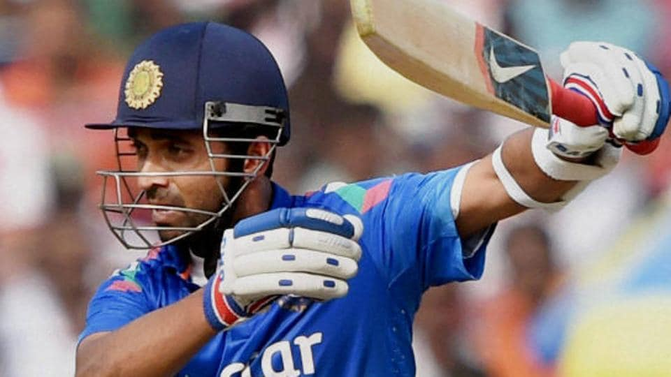 Ajinkya Rahane will be a part of the Indian cricket team in their ICCChampions Trophy campaign.
