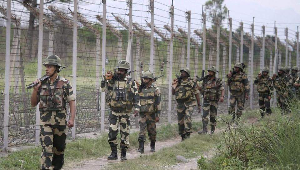 """The Indian Army is in """"domination"""" along the full stretch of the Line of Control and the international border in Jammu and Kashmir and is """"fully prepared"""" to deal with any security challenge."""