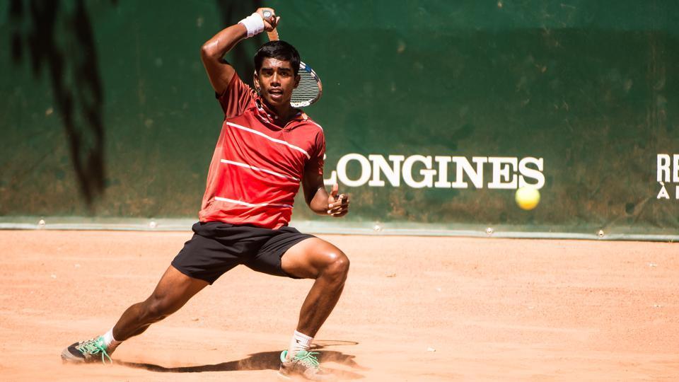 Abhimanyu Vannemreddy defeated Hikaru Shiraishi in Rendezvous Raland Garros final.